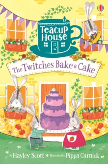 The Twitches Bake a Cake, Paperback / softback Book