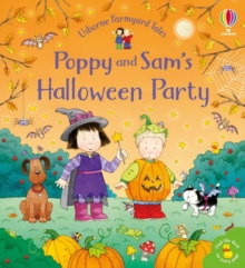 Poppy and Sam's Halloween Party, Board book Book