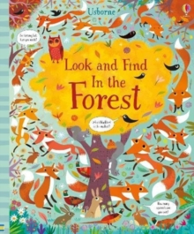 Look and Find In the Forest, Hardback Book