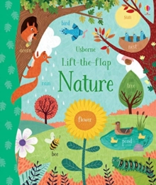 Lift-the-Flap Nature, Board book Book