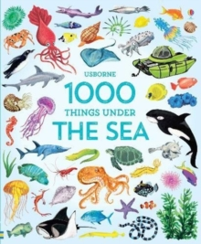 1000 Things Under the Sea, Hardback Book