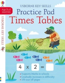 Times Tables Practice Pad 5-6, Paperback / softback Book