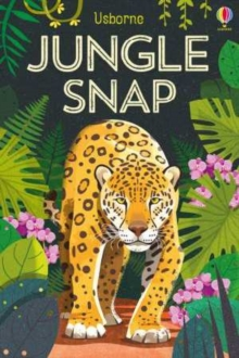 Jungle Snap, Cards Book