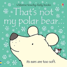 That's not my polar bear..., Board book Book