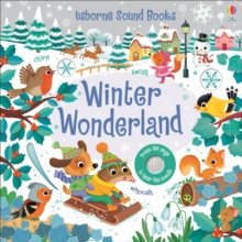 Winter Wonderland Sound Book, Board book Book
