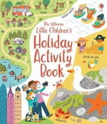Little Children's Holiday Activity Book, Paperback / softback Book