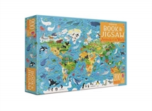 Animals of the World Book and Jigsaw, Game Book
