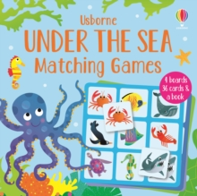 Under the Sea Matching Games, Novelty book Book