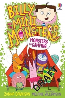 Monsters Go Camping, Paperback / softback Book