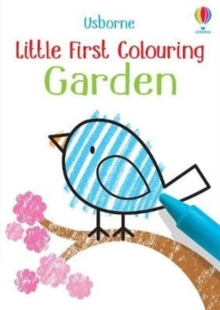 Little First Colouring Garden, Paperback / softback Book
