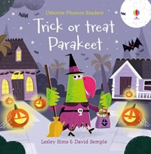 Trick or Treat, Parakeet?