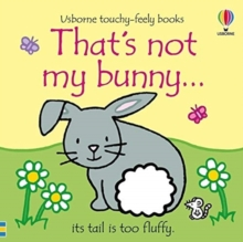 That's not my bunny..., Board book Book