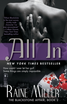 All In : The Blackstone Affair, Book 2, Paperback Book