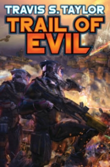 Trail Of Evil, Book Book