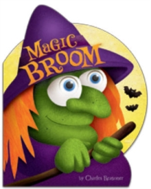 Magic Broom, Hardback Book