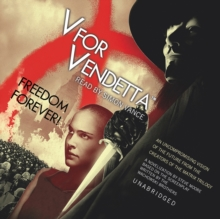 V for Vendetta, MP3 eaudioBook