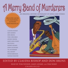 A Merry Band of Murderers, eAudiobook MP3 eaudioBook
