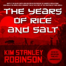 The Years of Rice and Salt, eAudiobook MP3 eaudioBook