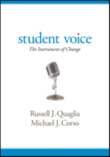 Student Voice : The Instrument of Change, Paperback / softback Book