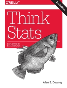 Think Stats, Paperback Book