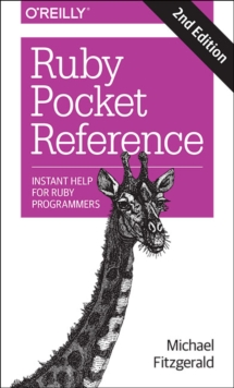 Ruby Pocket Reference 2e