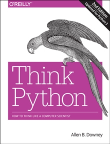 Think Python, 2e, Paperback / softback Book