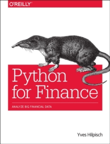 Python for Finance, Paperback Book