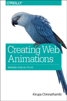 Creating Web Animations, Paperback / softback Book