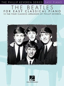 The Beatles for Easy Classical Piano, Book Book