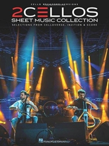 2Cellos : Sheet Music Collection - Selections From Celloverse, In2ition & Score, Paperback / softback Book