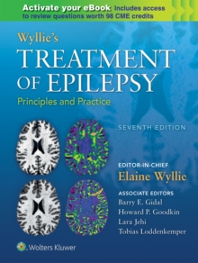 Wyllie's Treatment of Epilepsy : Principles and Practice, Hardback Book