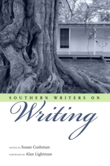Southern Writers on Writing, Hardback Book