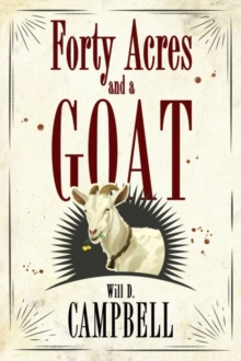 Forty Acres and a Goat, Paperback / softback Book