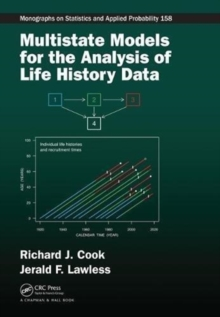 Multistate Models for the Analysis of Life History Data, Hardback Book