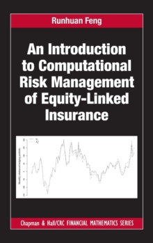 An Introduction to Computational Risk Management of Equity-Linked Insurance, Hardback Book