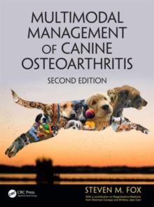 Multimodal Management of Canine Osteoarthritis, Hardback Book