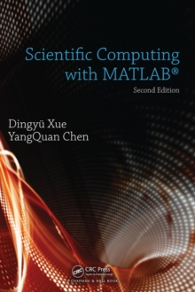 Scientific Computing with MATLAB, Hardback Book