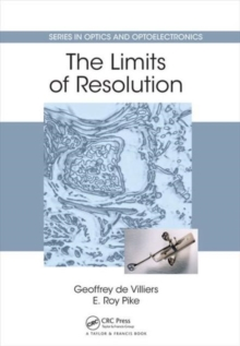 The Limits of Resolution, Hardback Book