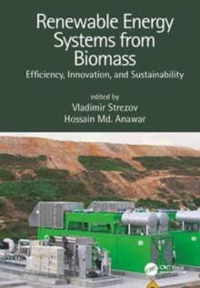 Renewable Energy Systems from Biomass : Efficiency, Innovation and Sustainability, Hardback Book