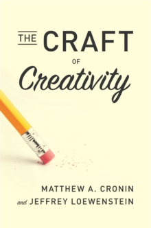The Craft of Creativity, Paperback / softback Book
