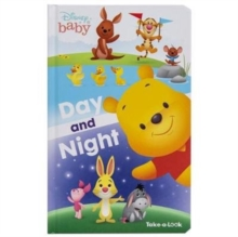 Baby Winnie Take-A-Look, Book Book