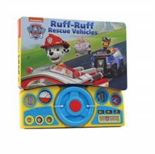 Nickelodeon Paw Patrol: Ruff-Ruff Rescue Vehicles