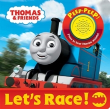 Mattel Thomas and Friends: Let's Race!, Board book Book
