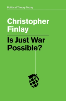 Is Just War Possible?, Hardback Book