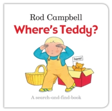 Where's Teddy?, Board book Book