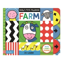 Baby's First Playbook: Farm, Board book Book