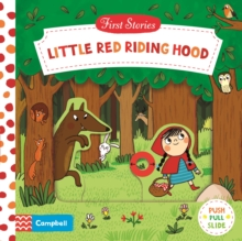 Little Red Riding Hood, Board book Book