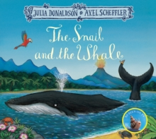 The Snail and the Whale, Paperback Book