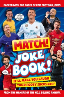 Match! Joke Book, Paperback Book