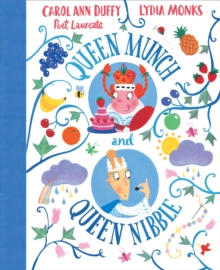 Queen Munch and Queen Nibble, Hardback Book